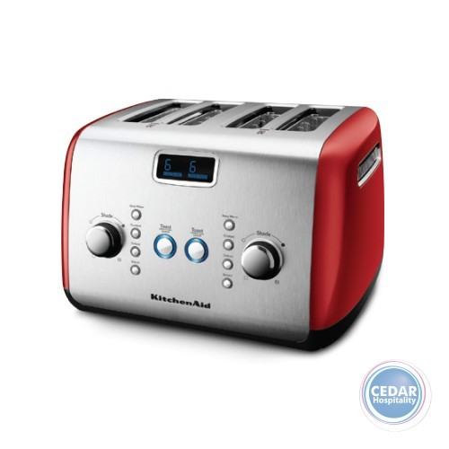 KitchenAid Artisan 4 Slice Toaster - 2 Colours
