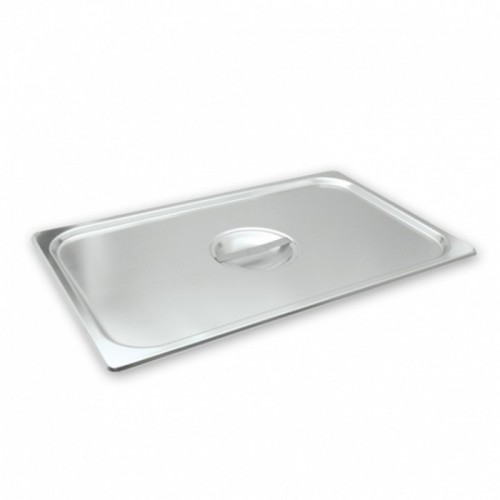 Anti-Jam Steam Pan Cover - Stainless Steel