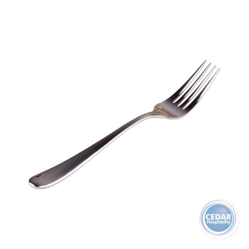 Cafe Tellerie Helena Table Fork Mirror Finish