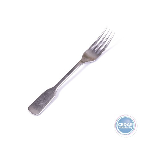 Charingworth Fiddle Vintage Satin - Dessert Fork