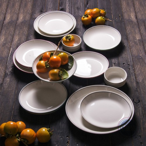 Steelite Cabernet Coupe Bowl - 2 Sizes