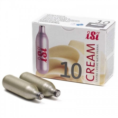 Creamer Gas Charges - Pack of 10