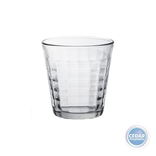 Duralex Prism Tumbler - 3 Sizes  - Box Qty Only - 6 P/Box