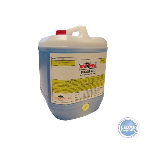 RATIONAL LIQUID RINSE CJET 10LT - (9006.0137)