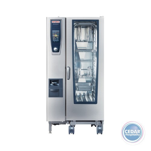 Self Cooking Centre 20 Tray Combi Oven  Electric