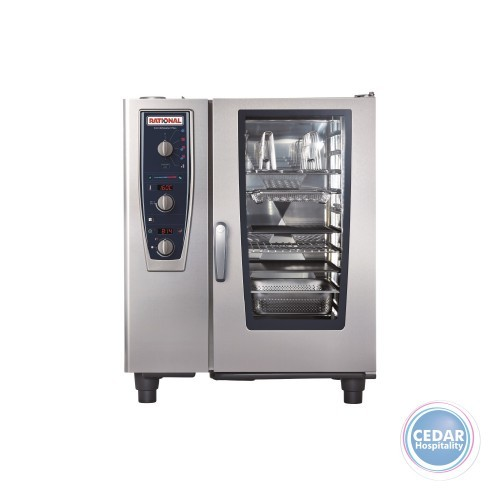 Combimaster Plus 10 Tray Combi Oven Electric