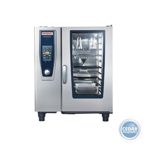 Self Cooking Centre 10 Tray Combi Oven Electric
