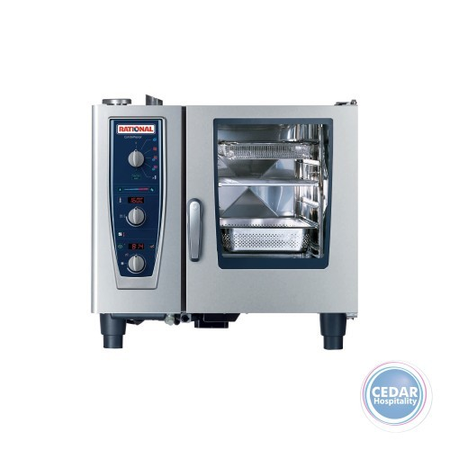 CombiMaster 6 Tray Combi Oven Electric