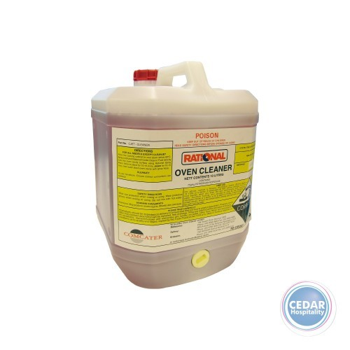 RATIONAL LIQUID CLEANER CJET - 10 Ltr. (9006.0153)