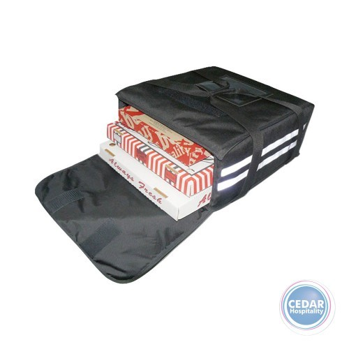 Pizza Delivery Bag - Fits 3 Large Pizzas