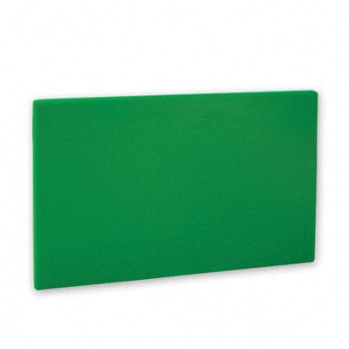Polypropylene Cutting Boards Green - 6 Sizes