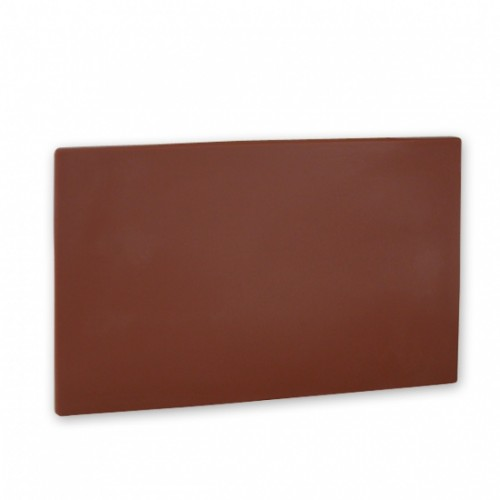 Polypropylene Cutting Boards Brown - 6 Sizes
