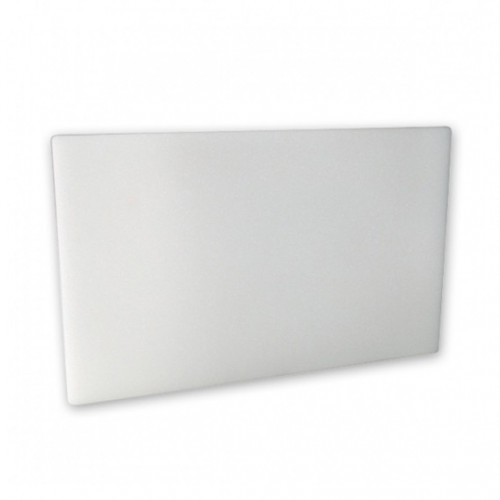 Polypropylene Cutting Boards White - 9 Sizes
