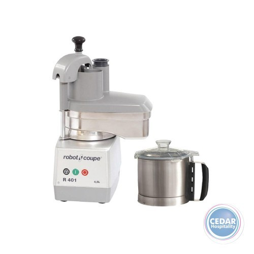 Robot Coupe - Food Processor R401 - 4.5Lt Bowl