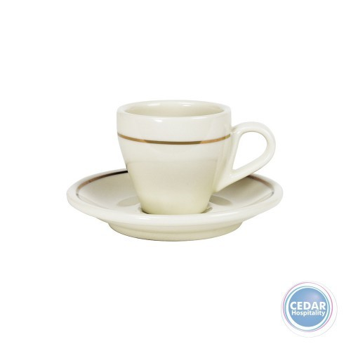 Robert Gordon Standard Espresso Cup & Saucer 70ml - 3 Colours