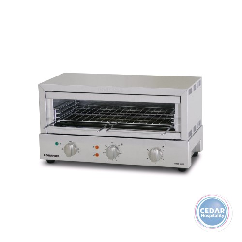 Roband Grill Max Toaster/Griller - 2 Model