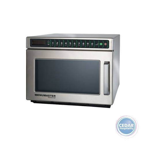 Menumaster Microwave 17Lt 1400w Oven