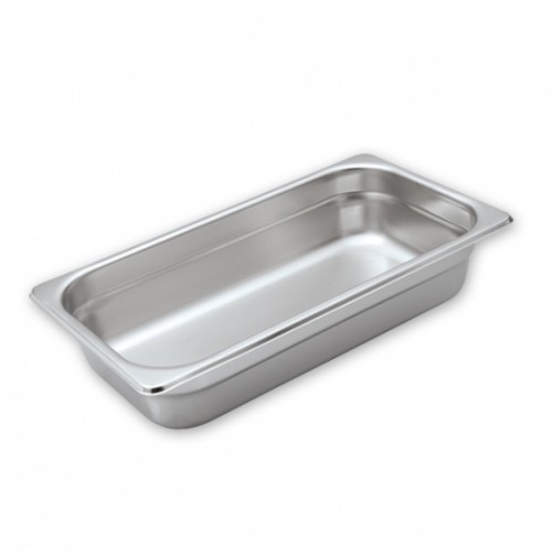Steam Pans S/S 1/3 Size 325x175mm - 4 Sizes