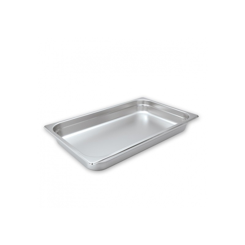 Steam Pans - Stainless Steel