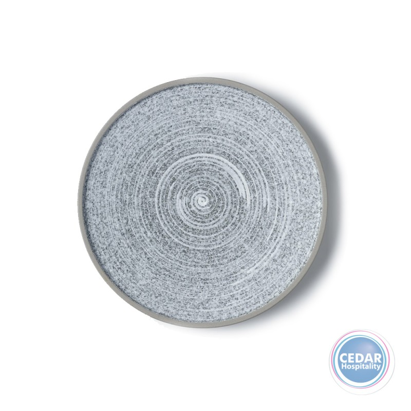Tablekraft Soho Round Plate Effect