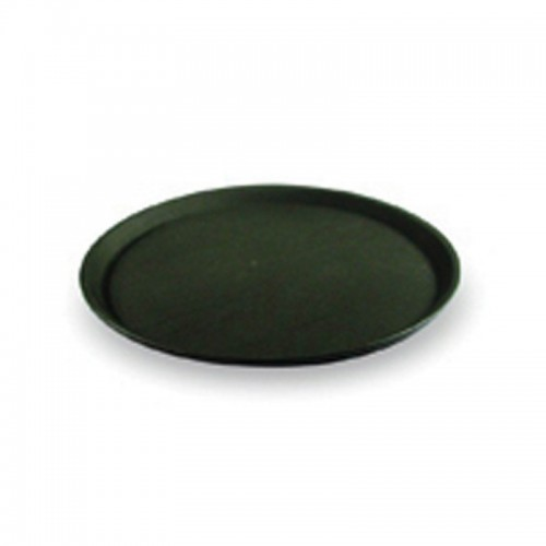 Serving Tray Non-Slip Round - 280mm