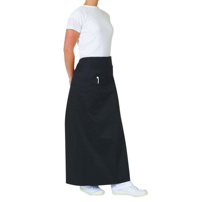 Apron Full Waist With Pocket
