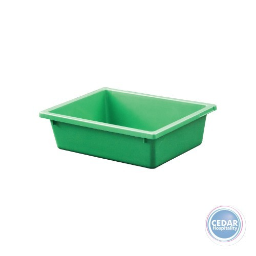Nally Crate Green 13.5lt
