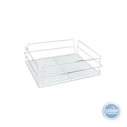 Glass Basket / Pub Tray High Sided - 2 Colours