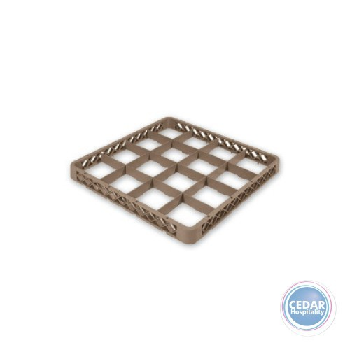 Glass Rack 16 Compartment Extender