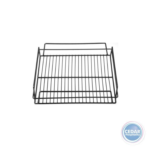 Pub Glass Tray / Basket  PVC Coated - Black