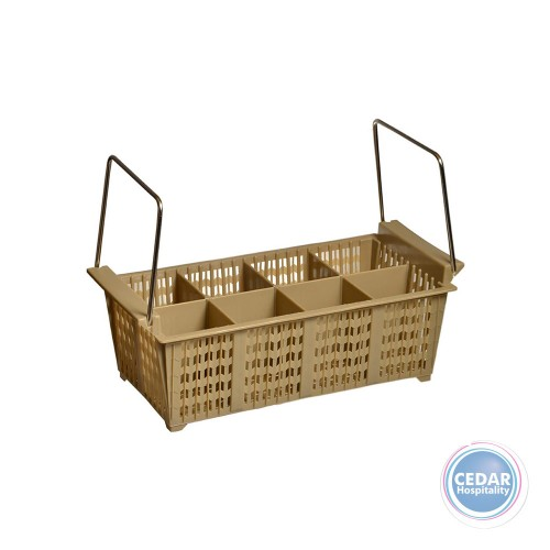 Dishwasher Cutlery Basket with Handles
