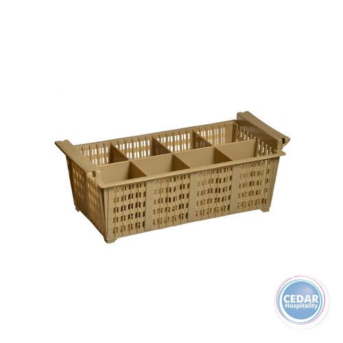 Cutlery / Flatware Basket No Handles