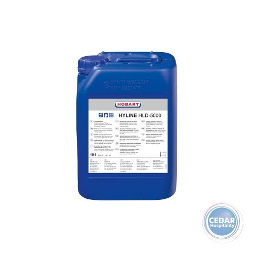 Hobart Rinse Aid 10lt To Suit Reverse Osmosis