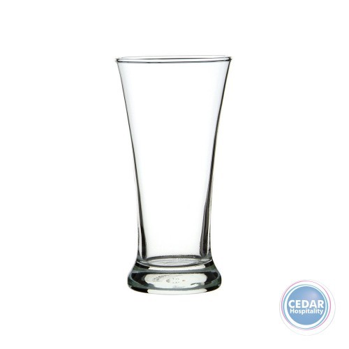 Sheffield Pilsner Beer Glass 285ml - Box Qty Only - 24 P/Box