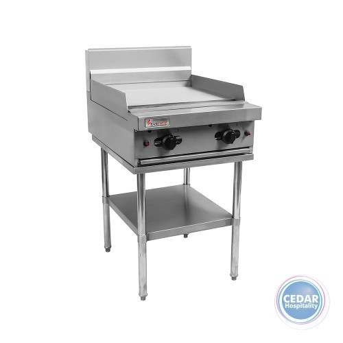 Trueheat 600mm Griddle *Nat Gas*