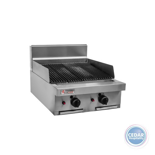 Trueheat 600mm Chargrill *Nat Gas*