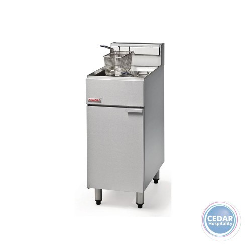 Moffat - FastFri Deep Fryer Single Pan - Natural Gas