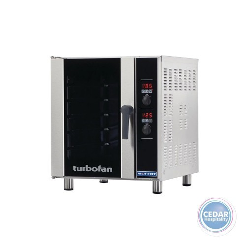 Moffat - Turbofan Convection Digital Electric Oven  -  (E33D5)