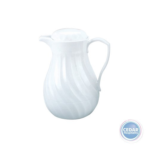 Kinox Connoisserve White Insulated Jug 0.6Lt