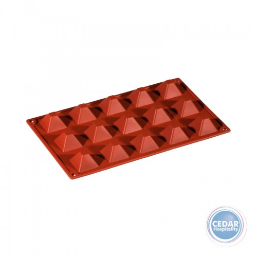 Pavoni Formaflex Petit Four Mould 15 Indents