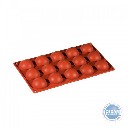 Pavoni Formaflex Cake Mould 9 Indents