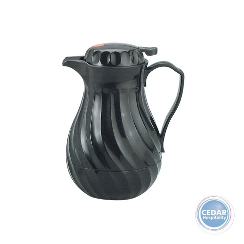 Kinox Connoisserve Black Insulated Jug 2.0lt - 2 Colours