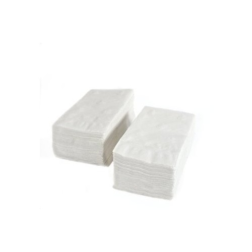 2PLY Lunch Napkin 1/8 Fold White