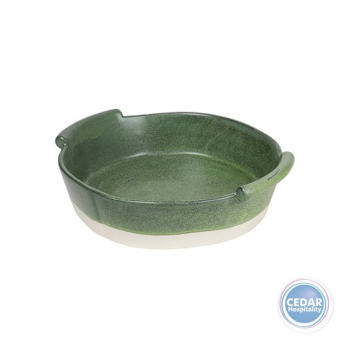 Robert Gordon Feast Round Baker Selby Green 28x6.5cm