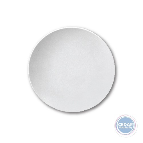 Ariane Vital Coupe Round Rimless Plate - 6 Sizes