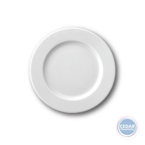 Ariane Prime Flat Plate With Rim - 8 Sizes