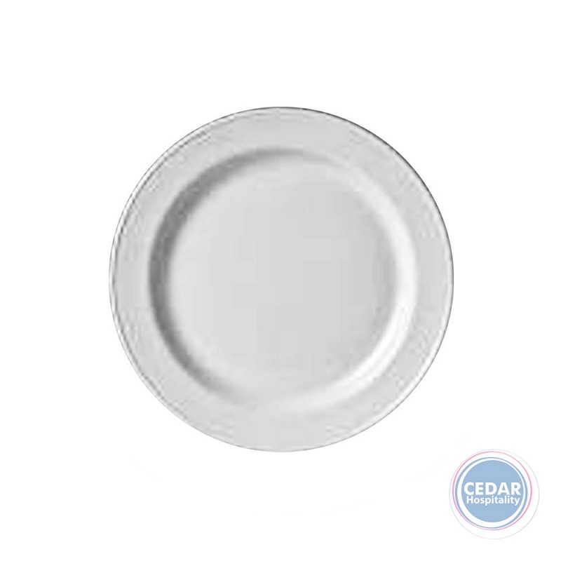 Steelite Performance Simplicity Plate With Rim - 8 Sizes