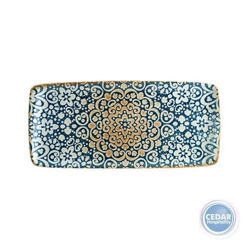Bonna Alhambra Rectangle Platter - 34cm