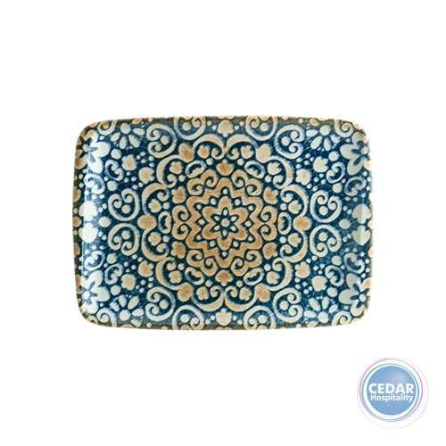 Bonna Alhambra Rectangle Platter - 23cm