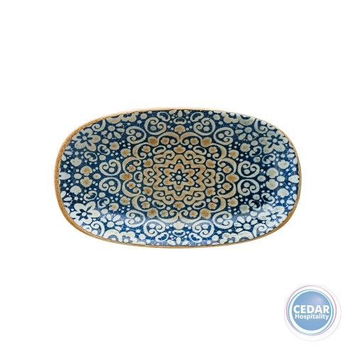 Bonna Alhambra Oval Coupe Dish - 2 Sizes